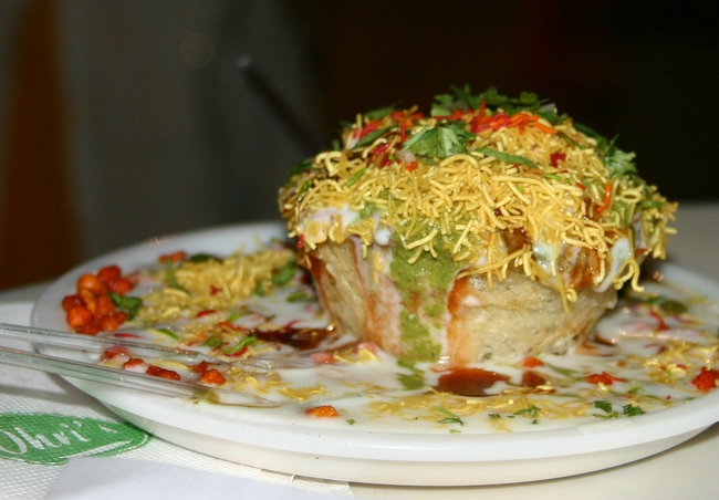 how to make chaat in hindi
